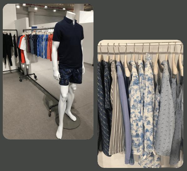 Clothing Showroom